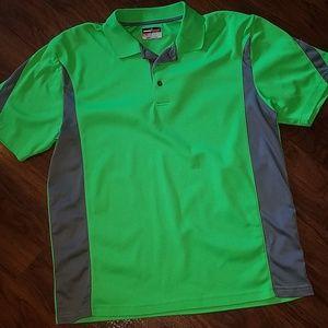 Men's Golf Style Polo Shirt